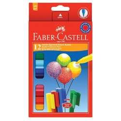 Faber Castell - Faber Castell Eğlenceli Jumbo Keçeli Kalem 12li 5068