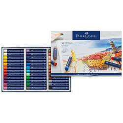 Faber Castell - Faber Castell Oil Pastel Seti 36lı