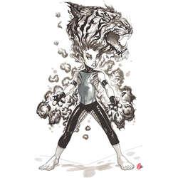 Faber Castell - Faber Castell Pitt Artist Pens 4lü Comic Shading Set (1)