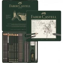 Faber Castell - Faber Castell Pitt Graphite 19lu Set 112973