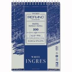 Fabriano - Fabriano Pastel White Ingres 21x29,7cm 90g 100 Yaprak