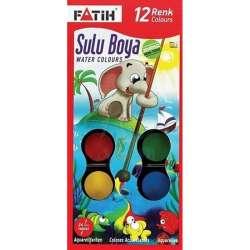 Fatih - Fatih Sulu Boya 24mm 12 Renk S-12