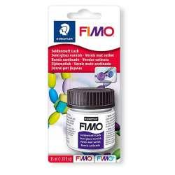 Fimo - Fimo Yarı Parlak Vernik 35ml 8705 01