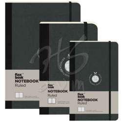 Flexbook - Flexbook Notebook Esnek Kapaklı Not Defteri Çizgili 192 Sayfa 85g