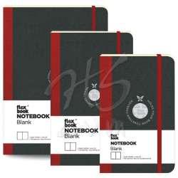 Flexbook - Flexbook Notebook Esnek Kapaklı Not Defteri Düz 192 Sayfa 85g
