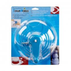 FoamWerks - FoamWerks Strafor Kesme Aleti - Foamboard Circle Cutter - WA 8001