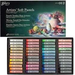 Gallery - Mungyo Gallery Artists Soft Pastel 48li