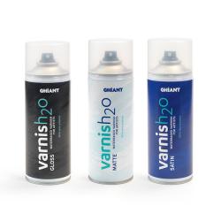 Ghiant - Ghiant H2O Su Bazlı Sprey Vernik 400 ml