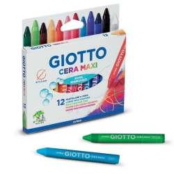 Giotto - Giotto Cera Maxi Jumbo Mum Boya 12 Renk – 291200