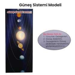 Kar - Güneş Sistemi Modeli