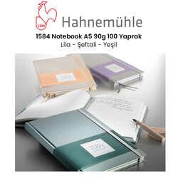 Hahnemühle - Hahnemühle 1584 Notebook A5 90g 100 Yaprak
