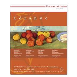 Hahnemühle - Hahnemühle Cezanne Sulu Boya Blok 30x40cm 300g 10 Yaprak 10628346