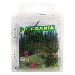 Jordania - Jordania Ağaç Maketi 3.5cm 1/200 5li 123-035