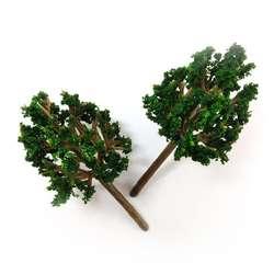 Jordania - Jordania Ağaç Maketi 6cm 1/100 2li 123-060 (1)