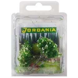 Jordania - Jordania Ağaç Maketi Metal 4cm 1/200 2li 40C