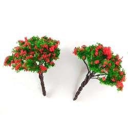 Jordania - Jordania Ağaç Maketi Metal 5cm 1/200 2li 50B (1)