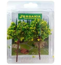 Jordania - Jordania Ağaç Maketi Metal 9cm 1/100 2li Y9048
