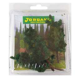 Jordania - Jordania Ağaç Maketi Metal 9cm 1/100 3lü D9048