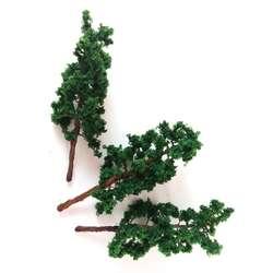 Jordania - Jordania Ağaç Maketi Metal 9cm 1/100 3lü D9048 (1)