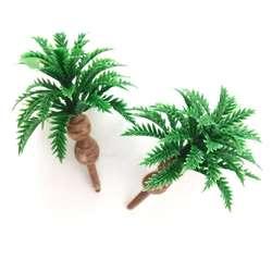 Jordania - Jordania Ağaç Maketi Palmiye 4.5cm 1/100 2li S85 (1)