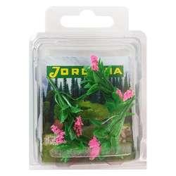 Jordania - Jordania Çiçek Maketi Fuşya 2.5cm 5li FL3225F
