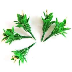 Jordania - Jordania Çiçek Maketi Pudra 2.5cm 5li FL3225P (1)