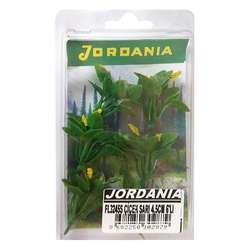 Jordania - Jordania Çiçek Maketi Sarı 4.5cm 6lı FL3245S