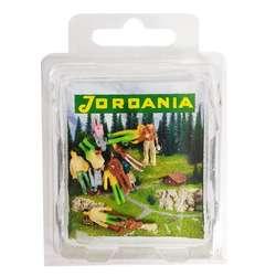 Jordania - Jordania İnsan Maketi Boyalı 1/100 12li İB1100
