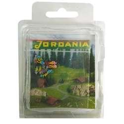 Jordania - Jordania İnsan Maketi Boyalı 1/200 12li İB1200