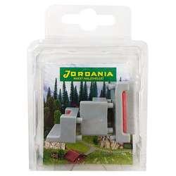 Jordania - Jordania Maket Koltuk Takımı Gri 1/50 SF225052