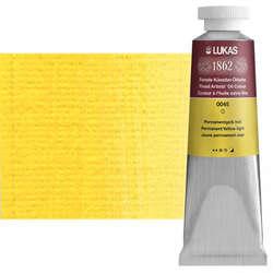 Lukas - Lukas 1862 37ml Yağlı Boya Seri:1 No:0045 Helio Saf Sarı-Açık