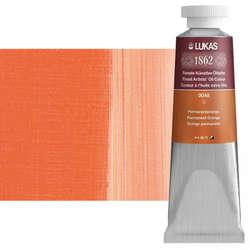 Lukas - Lukas 1862 37ml Yağlı Boya Seri:1 No:0048 Helio Saf Orange