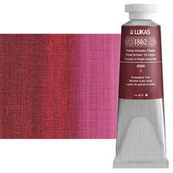Lukas - Lukas 1862 37ml Yağlı Boya Seri:1 No:0066 Alizarin Kırmızı-Koyu