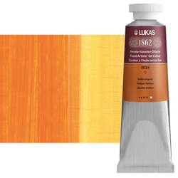 Lukas - Lukas 1862 37ml Yağlı Boya Seri:1 No:0024 Hint Sarısı