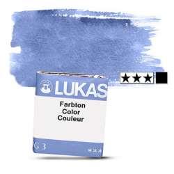 Lukas - Lukas 1862 Artist Yarım Tablet Sulu Boya 1126 İndanthrone Blue S2