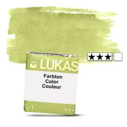 Lukas - Lukas 1862 Artist Yarım Tablet Sulu Boya 1170 May Green S2