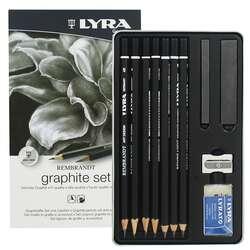 Lyra - Lyra Graphite Set Grafit Kalem Seti 11 Parça 2041111