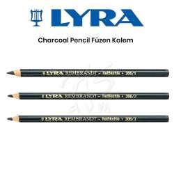Lyra - Lyra Rembrandt Charcoal Pencil Füzen Kalem