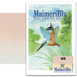 Maimeri - Maimeri Blu 1/2 Tablet Sulu Boya S1 No:106 Naples Yellow Reddish