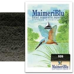 Maimeri - Maimeri Blu 1/2 Tablet Sulu Boya S1 No:535 Ivory Black