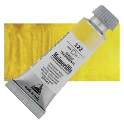 Maimeri - Maimeri Blu Tüp Sulu Boya 12 ml S1 No:122 Transparent Yellow