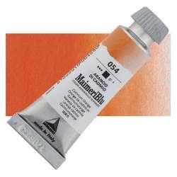 Maimeri - Maimeri Blu Tüp Sulu Boya 12 ml S4 No:054 Cadmium Orange