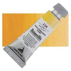 Maimeri - Maimeri Blu Tüp Sulu Boya 12 ml S4 No:114 Permanent Yellow Deep
