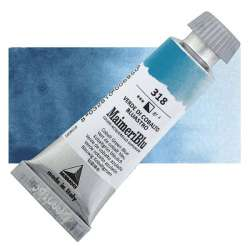 Maimeri - Maimeri Blu Tüp Sulu Boya 12 ml S4 No:318 Cobalt Green Blueish