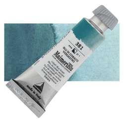 Maimeri - Maimeri Blu Tüp Sulu Boya 12 ml S4 No:381 Cobalt Blue Green