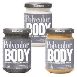 Maimeri - Maimeri Polycolor Body Modelling Paste 140ml