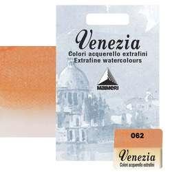 Maimeri - Maimeri Venezia Yarım Tablet Sulu Boya No:062 Permanent Orange
