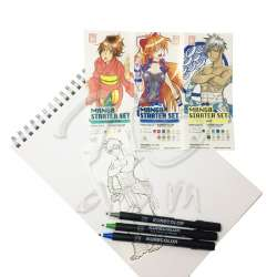 Anka Art - Manga-Anime Başlangıç Seti 4 (1)