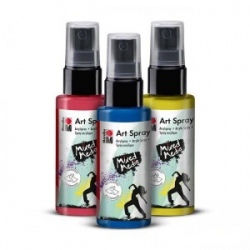 Marabu - Marabu Art Spray Akrilik Sprey Boya 50 ml.