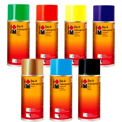 Marabu - Marabu Do-it Colorspray Akrilik Sprey Boya 150 ml